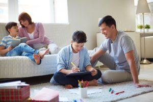 Как самостоятельно учить ребенка английскому