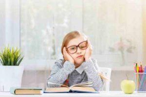 Почему у детей плохая память