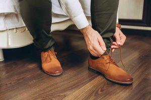 Обувь и головные уборы на английском